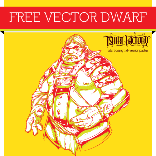 Free Vector Dwarf Free vector art