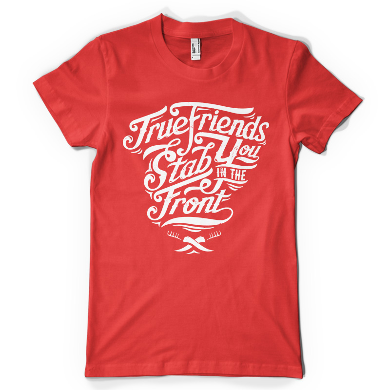 Friends Shirt T Shirts Design Concept